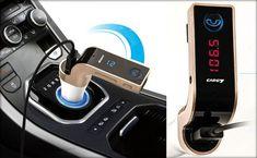 Cum funcţionează un Modulator FM cu Bluetooth Bluetooth, Usb, Alternative, Blue Tooth