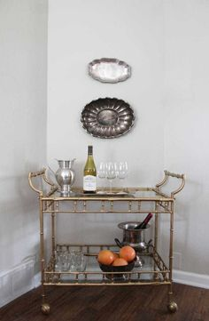 Learn how to find the best neutral paint colors and about Sherwin Williams Accessible Beige, a neutral paint color that is warm yet soft. Bar Cart Styling, Bar Cart Decor, Do It Yourself Inspiration, Home Decor Inspiration, Decor Ideas, Diy Ideas, Home Design Decor, Diy Home Decor, Design Ideas
