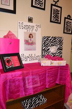 Kealeys 5th birthday idea!