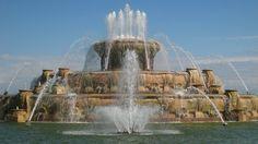 Buckingham Fountain...Grant Park