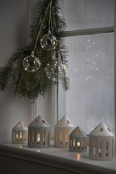 Christmas collection by Søstrene Grene. The joy of making other people happy. Anna and Clara's mood