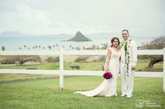 Sheryl & Kevin | Kualoa Ranch | Oahu, HI | rachelrobertson.com