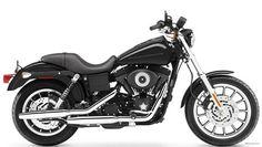 You will be mine. Black Dyna Super Glide Sport