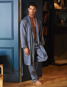 David Gandy Reunites with Marks & Spencer for Fall