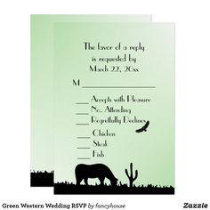Green Western Weddin