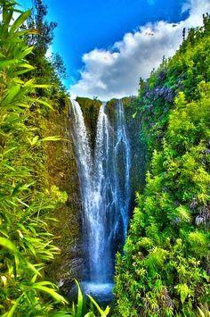 Stunning Waterfalls ~ Dreamy Nature