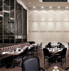 Do not continue your interior design project discover! Find it on BB CONTRACT there you will find the best modern furniture and lighting for your restaurant! Banquette Restaurant, Design Bar Restaurant, Restaurant Lounge, Bar Lounge, Luxury Restaurant, Bar Interior, Modern Interior Design, Luxury Interior, Commercial Design