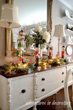 Welcome To The 2015 Southern Home Fall Tour  Dining Room Glamorous Christmas Dining Room Inspiration