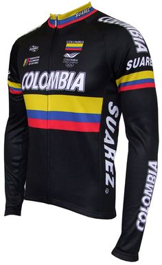 Colombia Cycling Jersey.