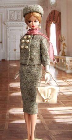 OOAK-Fashion-for-Silkstone-Vintage-Barbie-or-Fashion-Royalty-by-M-L