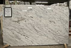 River White Granite Countertop | River White – Polished