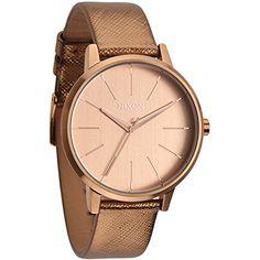 Nixon Kensington Leather - Reloj , correa de cuero color dorado Nixon http://www.amazon.es/dp/B00KX8U90K/ref=cm_sw_r_pi_dp_Beu.vb0G2WXDS