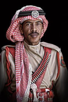 Bedouin desert policeman by Stefan Cruysberghs on 500px