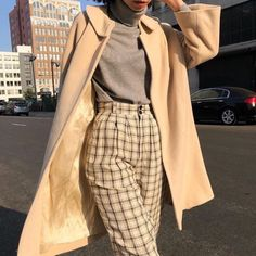 casual date outfit Retro Outfits, Vintage Outfits, Mode Outfits, Cute Casual Outfits, Fall Outfits, Fashion Outfits, Womens Fashion, Plaid Shirt Outfits, Layering Outfits