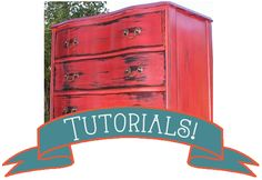 Shizzle Design | Chalk Paint and Clay Paint Retailer with Painting Furniture Tips and Tutorials!