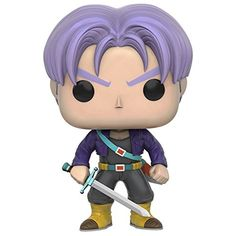 Funko POP Anime: Dragonball Z - Trunks Action Figure ** You can find out more details at the link of the image. (This is an affiliate link and I receive a commission for the sales) #ActionFiguresStatues