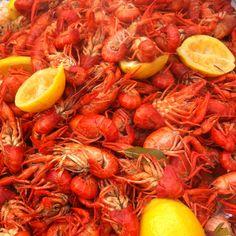 Crawfish Boil The Cajun Way! In Houston and Louisiana each January through May is crawdaddy season...