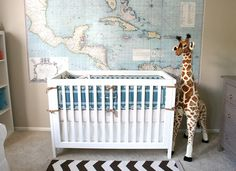 Concept to Reality: Jackson's Nursery | small shop [a brand styling studio] by Erika Brechtel