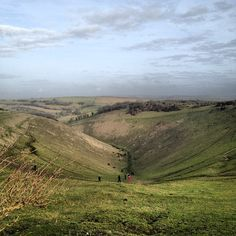 Devil's Dyke is a great spot to explore in the South Downs. You and your dog will love it!
