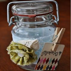 Love this. A creative present for your boyfriend. But a cute jar and fill it will Toby pieces of paper with all your memories on. Perfect for long distance.