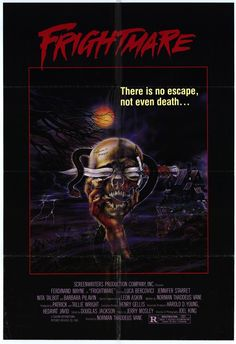 80's horror movie posters - Google Search