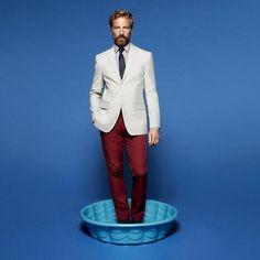 perry ellis Johnston Murphy, Perry Ellis, Cl, Suit Jacket, Mens Fashion, Blazer, Suits, Jackets, Men