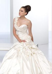 Alyce Designs gown found at Bridal Gallery. Available at Bridal Gallery  5975 Malden Road  LaSalle, Ontario Canada 519-800-0315