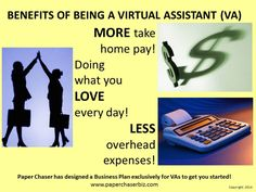 Paper Chaser Is On The Roster Session On Wednesday November Th - Virtual assistant business plan template
