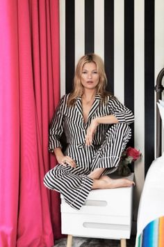 Kate Moss can now add interior designer to her resumé: The supermodel mogul has lent her hand to a housing development in the Cotswolds.