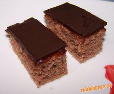 Pernikovy kolac jednoduchy a lacny - My site Sweet Recipes, Cake Recipes, Xmas Cookies, Baking, Food, Cakes, Diy, Essen, Bread Making