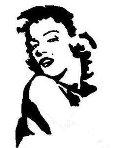 Marilyn Monroe by  possumeyes on deviantART
