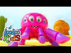 Itsy Bitsy Spider - Cute Songs for Children Fun Songs, Kids Songs, Itsy Bitsy Spider, Trending Songs, Anime Qoutes, Wheels On The Bus, Nursery Rhymes, Pikachu, Animation