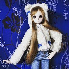 Mirai Suenaga Smart Doll by ddesleyyy