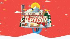 Réservez les Pyrénées sur www.n-py.com (N'PY)