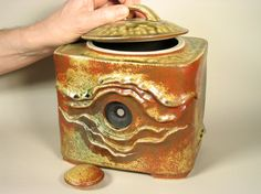 Ceramic Pinhole Camera! How cool!