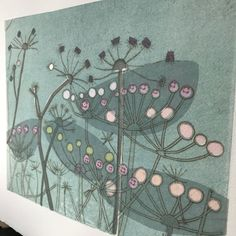 Sarah Broughton - Cow Parsley