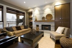 Fitzsimmons Walk Gallery, A Whistler Residence, Whistler BC Living Room Lighting, Kitchen Lighting, Cozy Room, Light Project, Portfolio Design, Home Kitchens, Interior And Exterior, The Help, Family Room