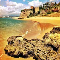 Praia Grande in Lagoa, Faro