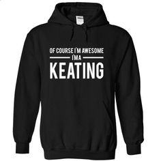 Team Keating - Limited Edition - #jean shirt #baby tee. PURCHASE NOW => https://www.sunfrog.com/Names/Team-Keating--Limited-Edition-sfqvy-Black-10273903-Hoodie.html?68278