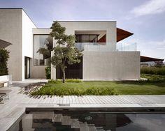 Moderne huizen van meier architekten, vind meer huizen en tuinen op homify.nl !