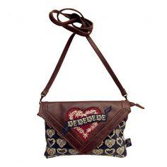 Jan Constantine Romantic Mini Bag