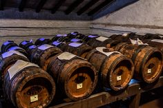 Vinagre balsámico tradicional de Módena, el de verdad - ¿Sabías que el aceto balsamico tradizionale di Modena se envejecía en barriles de madera en los desvanes?