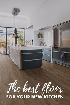 138 Best KITCHEN flooring inspiration images | Kitchen ...