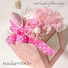 christmas arrangement 2014*strawberry chocolate