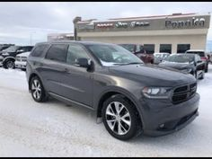 2014 Dodge Durango R/T-LUXURY MODEL! SUV Boston Massachusetts 2018  Dodge Durango Suv 2014 Luxury 2014 DODGE DURANGO!!! This Durango will make our Alberta winters not seem so long. With the perfect mixture of class and luxury, you can not go wrong! You will have a smile on your face every time... 2014 Dodge Durango, Olathe Kansas, 2018 Dodge, Boston Massachusetts, Smile, Luxury, Face, Model
