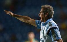 Oswaldo de Oliveira - Sampaio Correa 1x1 Palmeiras - Castelão; São Luís/MA - Copa do Brasil - 29/04/2015