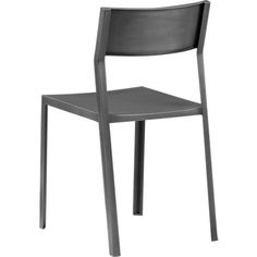 industry chair in dining chairs, barstools | CB2 Great with a wood table...
