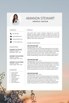 professional looking resume - resume layout template - creative resume builder - resume builder template Best Resume Template, Creative Resume Templates, Cv Template, Layout Template, Cv Cover Letter, Cover Letter Template, Letter Templates, Resume Layout, Resume Cv