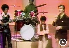 Dick Clark and The Jackson Five