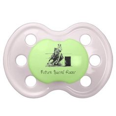 Barrel Racing Horse & Cowgirl Pacifiers/ these are so cute Barrel Racing Horses, Baby Time, Future Baby, Baby Gifts, Baby Shower, Cute, Baby Pacifiers, Free Advertising, Rodeo